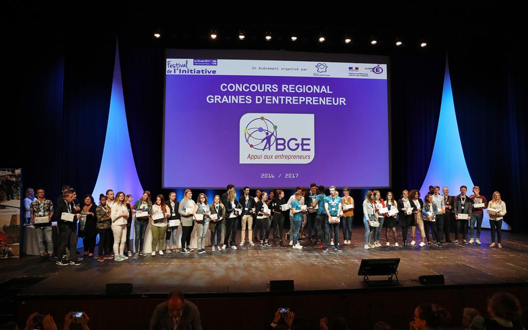 Concours Graines d'entrepreneur